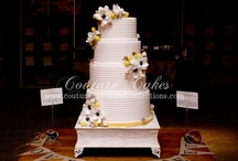Wedding Cakes  / Here you will find custom wedding cakes we've created for our clients.