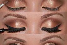 make up ♥ / #makeup #eyemakeup