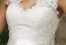 Here Comes The Bride  / Dreaming of your wedding day? Lose yourself in a sea of dress ideas.