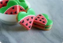 PARTY | Watermelon / by Jenifer | hello love designs