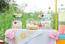 PARTY | Lemonade Stand / by Jenifer | hello love designs