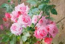 I Dream of Pink Roses / by Kathy Leonhardt