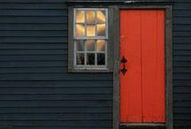 doors / by Kate Mc Rugg