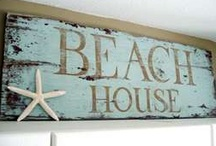BEACHY CHIC / by Patty Steingold