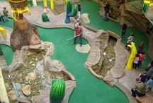 Mini Golf Party Ideas