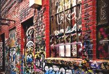 Graffiti/Street Art / by Nicole Lowry