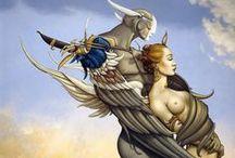 ART...Michael Parkes