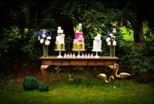 PARTY | Alice in Wonderland / by Jenifer | hello love designs