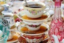 I Love Coffee, I Love Tea... / by Joanne West