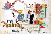 Scrapbooking/Cardmaking  / Scrapbook Pages and Cards that inspire me to create!