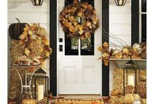 Loving Fall Decorating Idea / by Pam Cooper Hughes