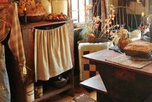 Primitive Furnishings & Decor / by Pam Cooper Hughes