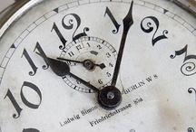 Clocks & Mirrors & Mirrors & Clocks / by Joanne West