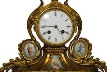 Antique Clocks / by Kim Ergin