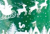 Patricia Breen Christmas Ornaments / by Kim Ergin