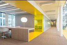 Office Ideas (low ceiling)