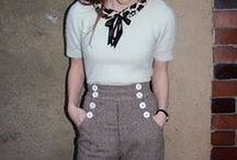Fashion - pants