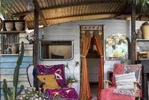 Glamping / by Kandra Phillips Powers