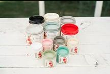 Furniture Fix Up with Country Chic Paints / Get inspired to Fix Up Furniture or Home Decor pieces with Country Chic Paints, Wax, Glazes and More... all carried at The Little Blue House!