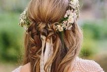 Wedding Hairstyles / The inspiration for your dream Wedding Hairstyle!