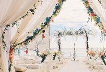 Beach Wedding / The inspiration for your dream Beach Wedding!