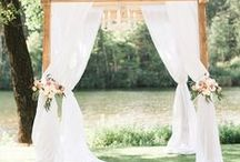 Wedding Arch Decor / The inspiration for your dream Wedding Arch Decor!
