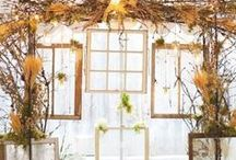 Wedding Backdrop Ideas / The inspiration for your dream Wedding Backdrop Ideas!