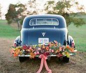 Wedding Transportation / The inspiration for your dream Wedding Transportation!