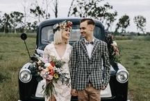 Hipster Wedding / The inspiration for your dream Hipster Wedding!