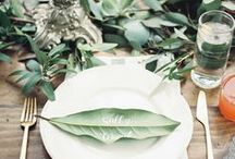 Eco Friendly Wedding / The inspiration for your dream Eco Friendly Wedding!