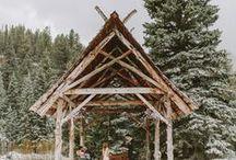 Colorado Wedding / The inspiration for your dream Colorado Wedding!
