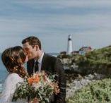 Maine Wedding / The inspiration for your dream Maine Wedding!