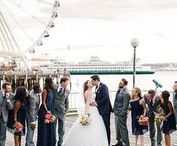 Seattle Wedding / The inspiration for your dream Seattle Wedding!