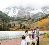 Aspen Wedding / The inspiration for your dream Aspen Wedding!