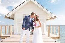 Caribbean: Antigua Wedding / The inspiration for your dream Antigua Wedding!