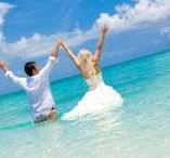 Caribbean: Turks and Caicos Wedding / The inspiration for your dream Caicos Wedding!