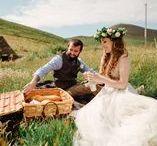 Europe: Ireland Wedding / The inspiration for your dream Ireland Wedding!