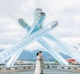Canada- Vancouver Wedding / The inspiration for your dream Vancouver BC Wedding!