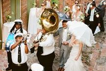 New Orleans Wedding / The inspiration for your dream New Orleans Wedding!
