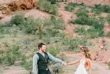 Scottsdale Wedding / The inspiration for your dream Scottsdale Wedding!