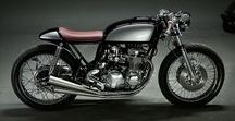 Honda CB 550 SL / The best Honda CB 550 SL custom! We built great cafe racer...