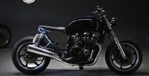 Honda CB 750 Seven Fifty UV / Honda CB 750 Seven Fifty - muscle streetfighter custom by Unikat Motorworks