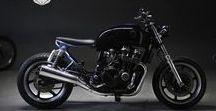 Honda CB 750 Seven Fifty UV / Honda CB 750 Seven Fifty - muscle streetfighter custom by Unikat Motorworks