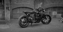 BMW K100 - Hellboy / BMW K100 cafe racer