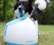 Automatic ball launchers / World's First #Fetch Machine & Original automatic ball thrower for #dogs.