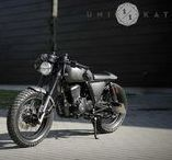 Romet Legend 125 Cafe Racer / Romet Legend 125 cc Cafe Racer by UNIKAT Motorworks