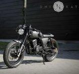 Romet Legend 125 Cafe Racer / Romet Legend 125 cc Cafe Racer by UNIKAT Motorworks