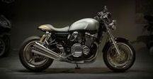 Suzuki Inazuma 750 / Beautiful and elegant cafe racer based on Suzuki Inazuma - handcrafted by UNIKAT Motorworks