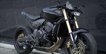 Honda Hornet / Modern racer based on Honda Hornet built by UNIKAT Motorworks