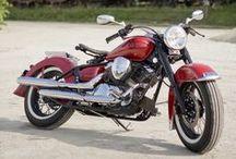 Yamaha Drag Star 125 - H-D Hydra Glide replica